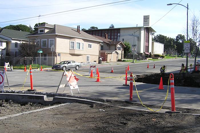 a1_sizing_14th avenue StreetScape_Traffic Corner Construction