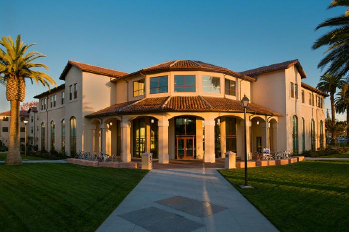 Residential Santa Clara University - Gramham Residence Hall