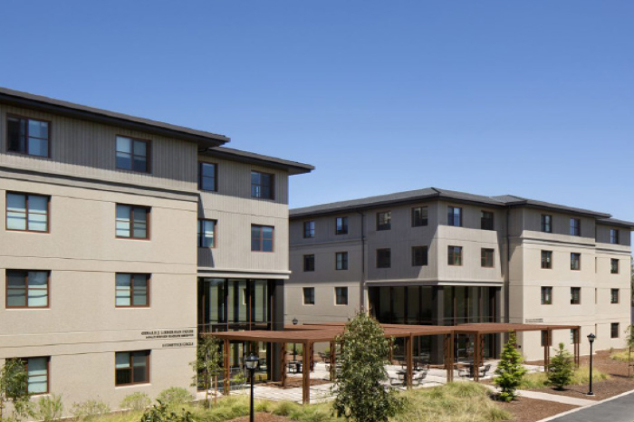 Residential -Stanford Comstock Student Housing
