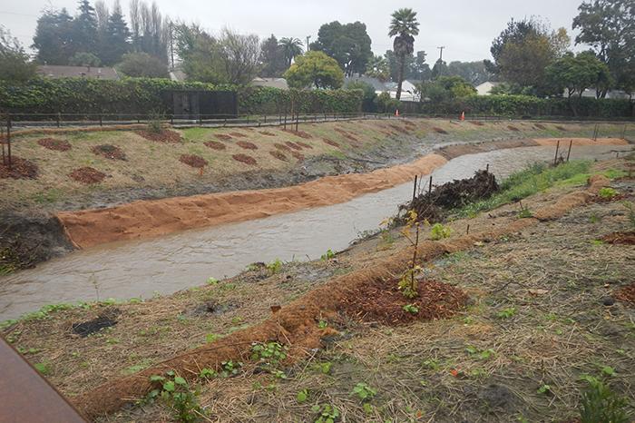 Stormwater- Stanford University Welch Road, runoff