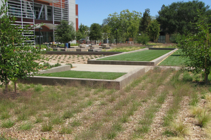 Stormwater Treatment - Lanscaping
