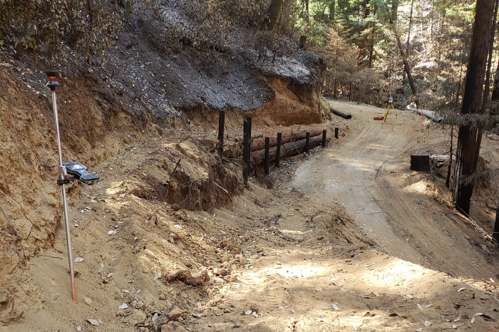 Water- San Lorenzo Valley Water-Excavation