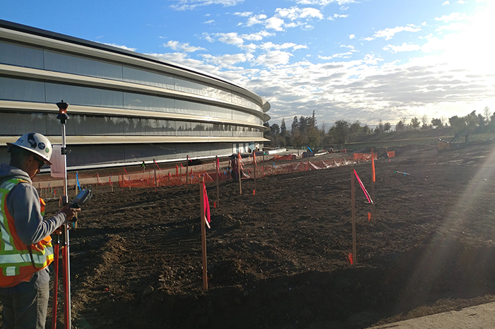 Workplace-Apple Construction & Surveying
