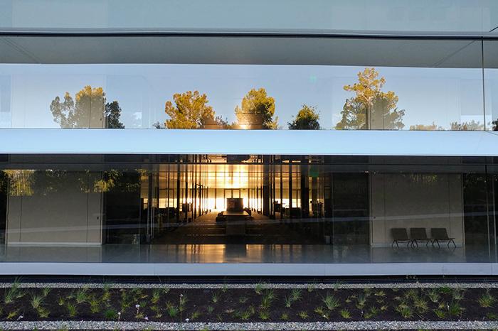 Workplace-Apple Office, Sunset