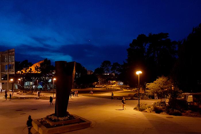 Planning_SFSU_Late_night_SFSU_quad_Wikipedia
